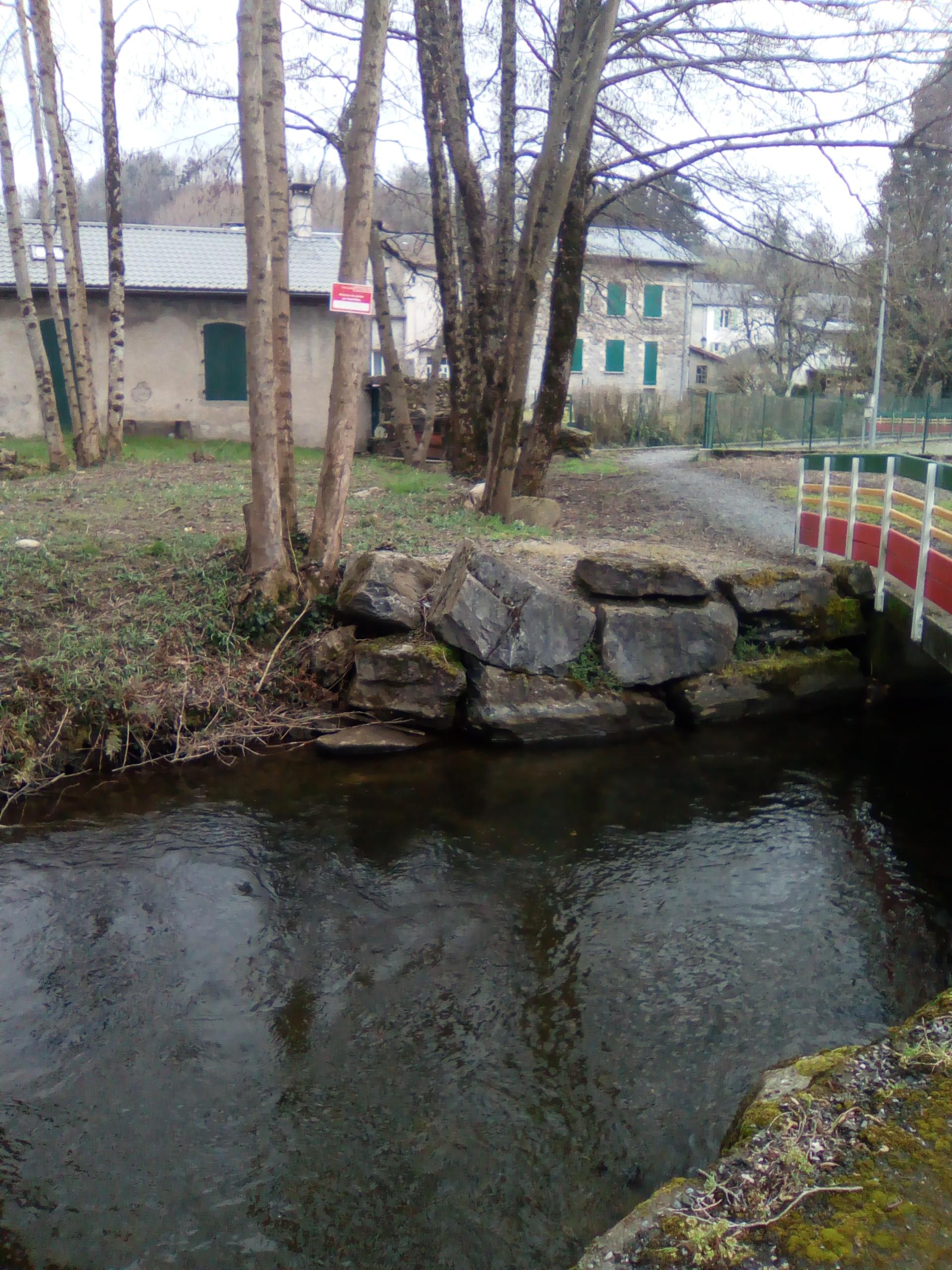 réserve de pêche zone camping