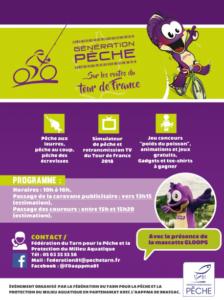 Affiches Tour de france à Brassac le 22-07-2018 N°2